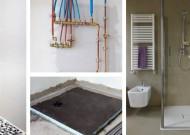 Création douche italienne - Saint-Nazaire